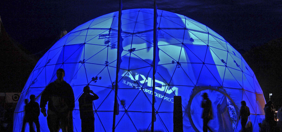 Immersive Projection Full Dome Projection 360 Media