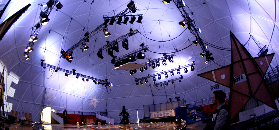 Dome Sales & Geodesic Structures - Dome Structures - Geodesic Domes - Event ...